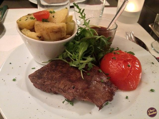 Paris Cafe Lateral